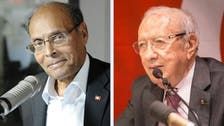 Meet Tunisia's two presidential contenders: Marzouki and Essebsi