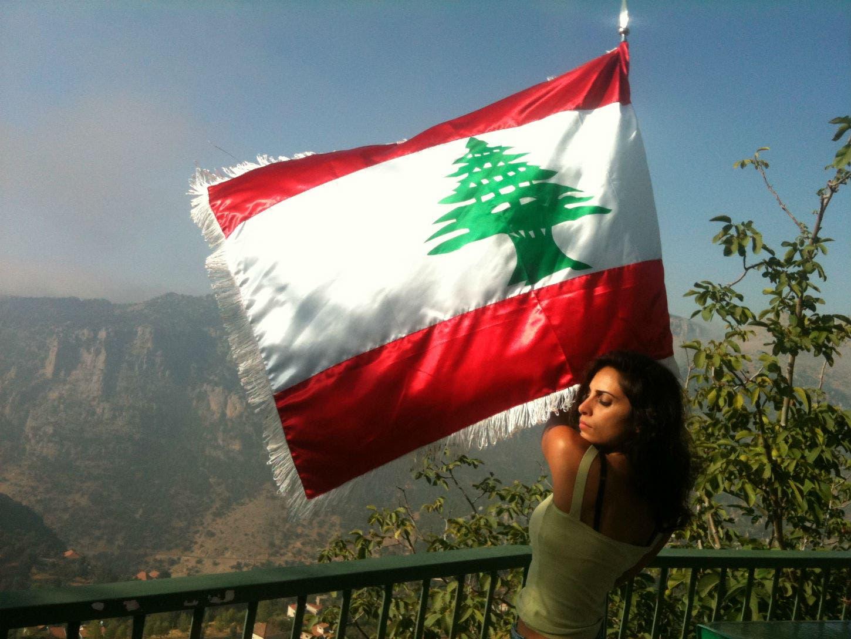 A photo of Lebanese singer Yasmine Hamdan. (Photo: Yasmine Hamdan)
