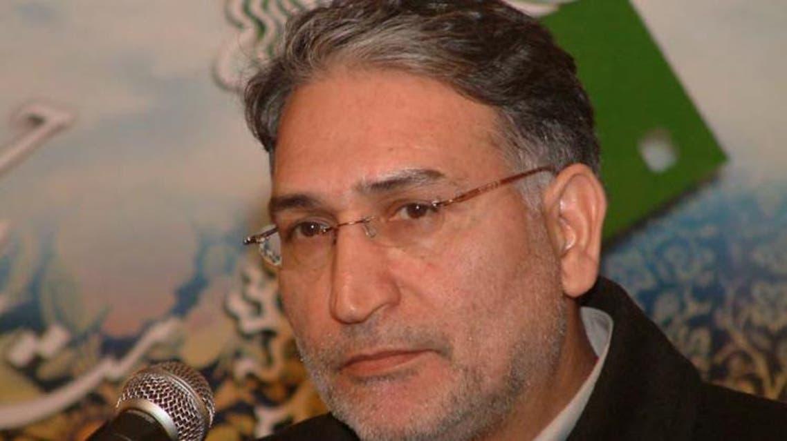 المخرج والمعارض الإيراني محمد نوري زاد