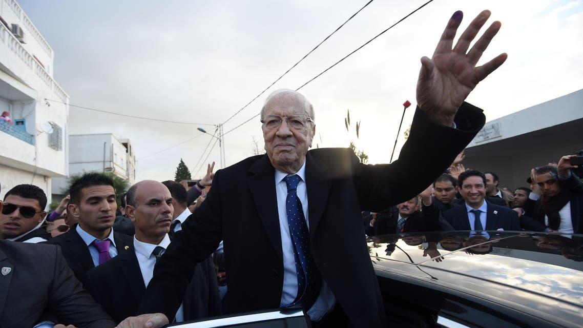 Beji Caid Essebsi AFP