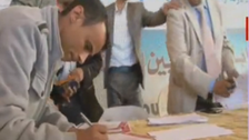 1300GMT: Activists form group rejecting militias in Yemen