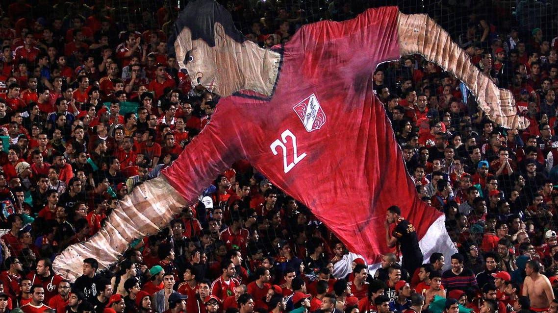 egypt football ahly fans stadium reuters