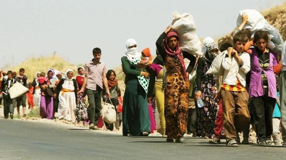 سوق للعبيد تحت سيطرة داعش