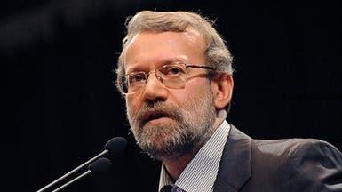 رئيس البرلمان الإيراني يتماثل للشفاء من كورونا