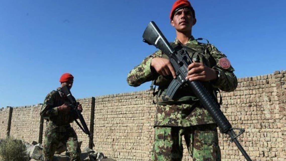 Afgan Forces