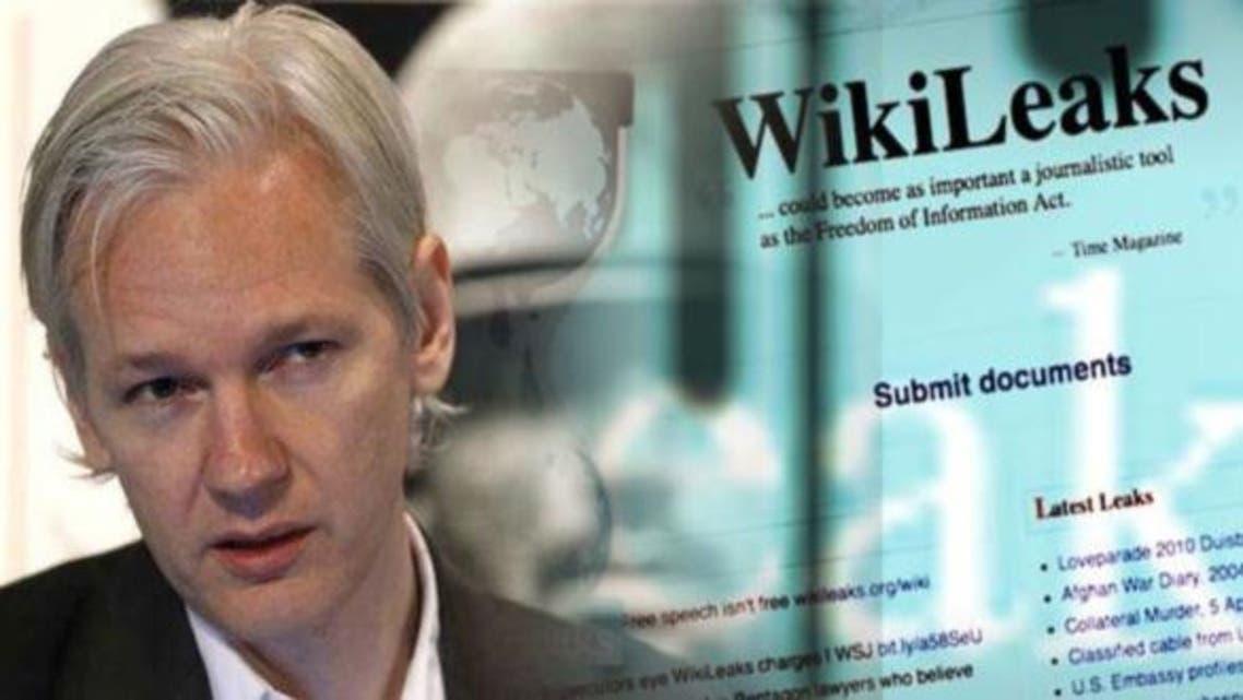 ويكيليكس أسانج