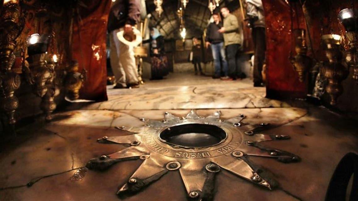 Christians flock to Bethlehem