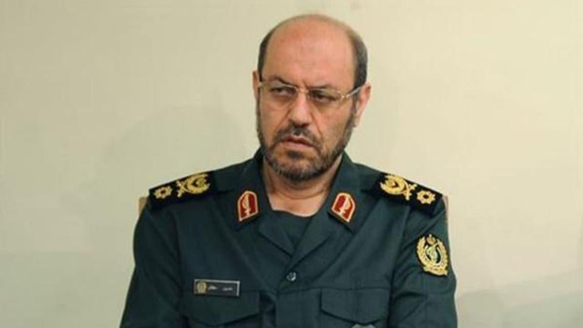 ایرانی وزیر دفاع حسین دھقان