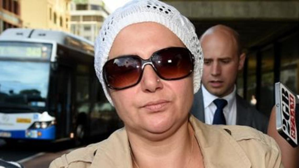 Amirah Droudis, 35, was free despite facing charges of abetting the murder of the gunman's ex-wife and a string of sexual offences. (File photo courtesy: AAP)