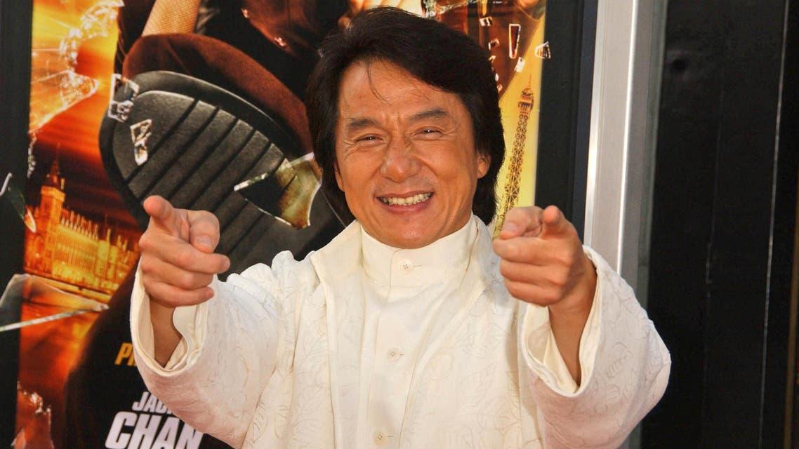 Jackie Chan Shutterstock