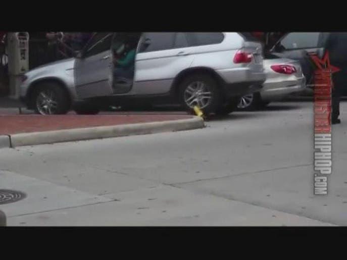 ویدیو.. پیروزی یک زن بر پلیس و قفل چرخ