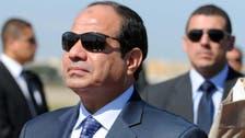 Egypt's Sisi widens anti-terror campaign