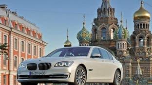 BMW خودروهای ویژه فروش خود را از روسیه خارج کرد