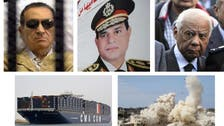 From Sisi to Suez, defining moments that rocked Egypt in 2014