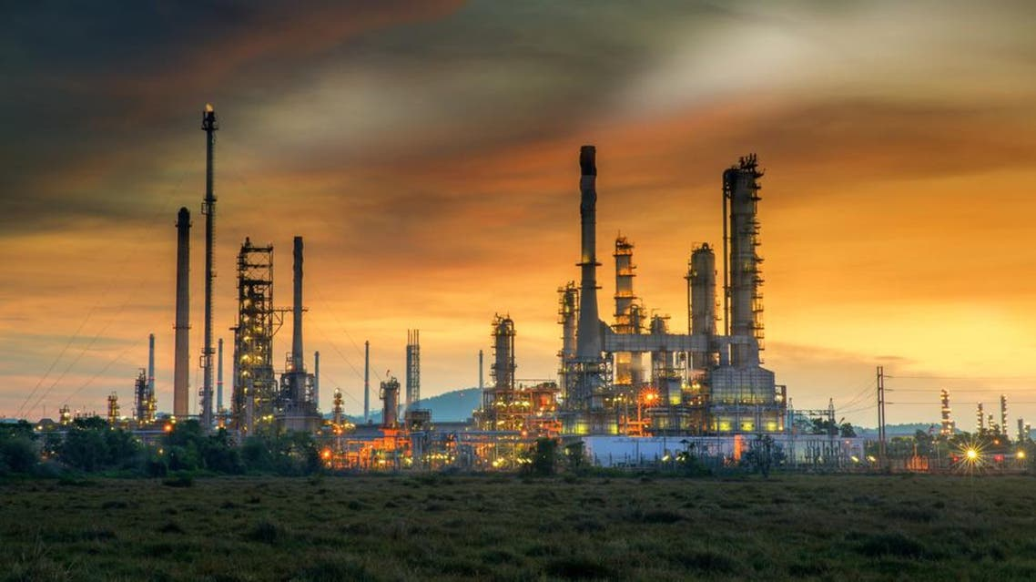 Saudi petrochemical industry shutterstock