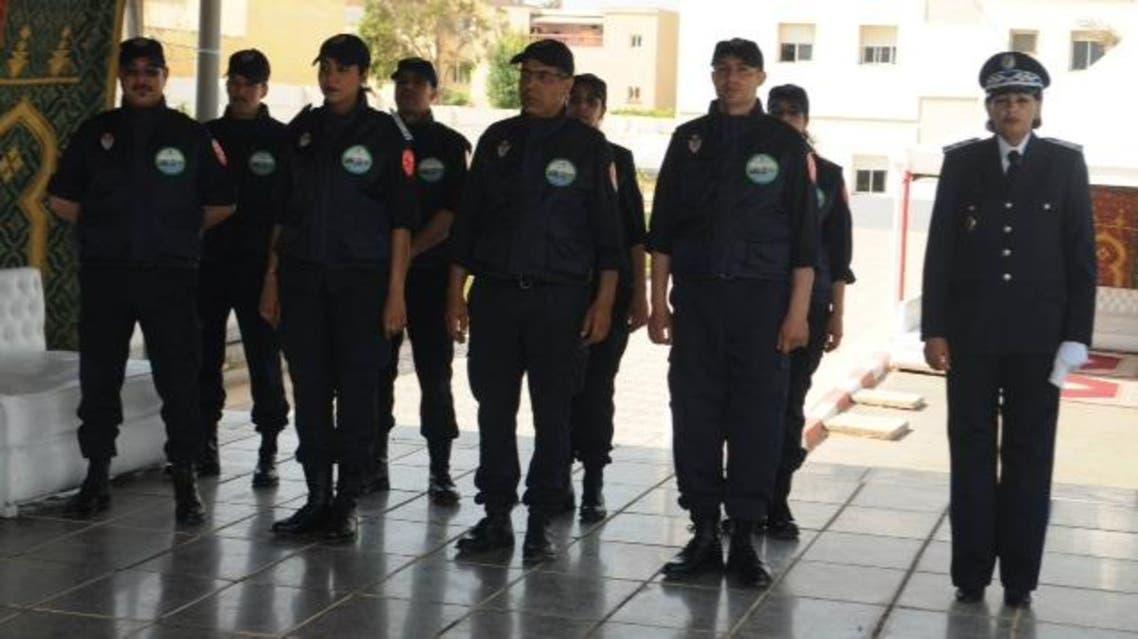 فرقة من نخبة الشرطة المغربية لمحاربة الإرهاب