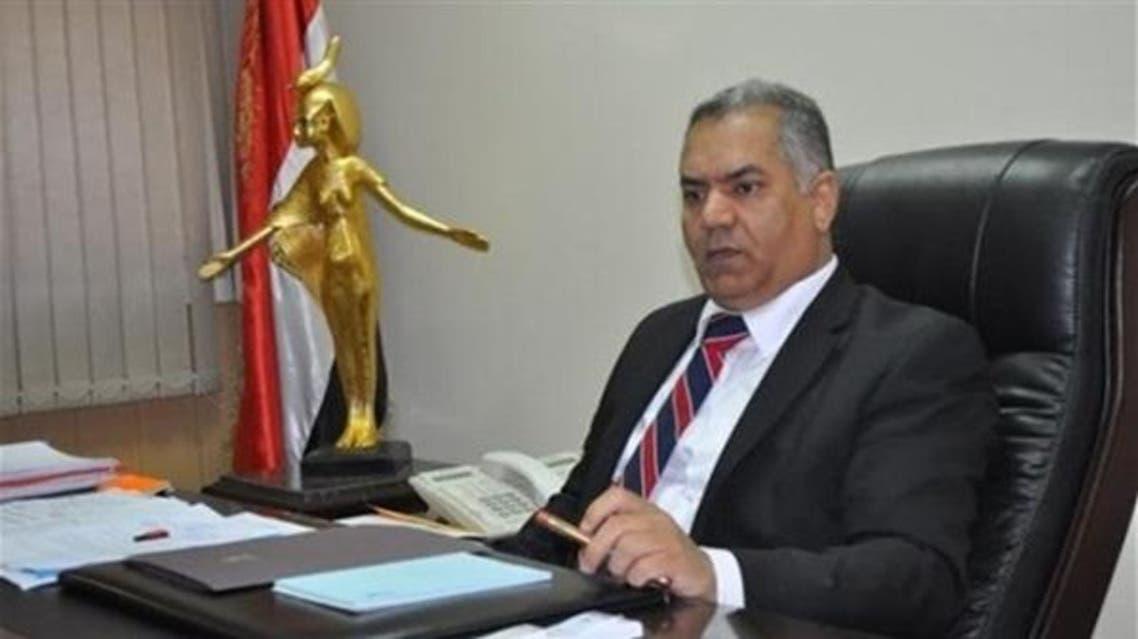 وزير الآثار المصري الدماطي