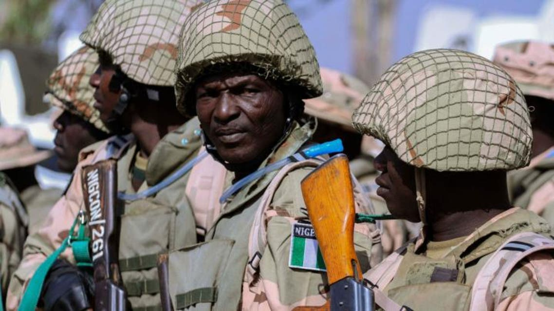 NIGERIAN soldiers nigeria army reuters