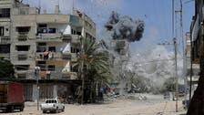 إسرائيل تقصف غزة بعد اشتباك مسلح مع حماس