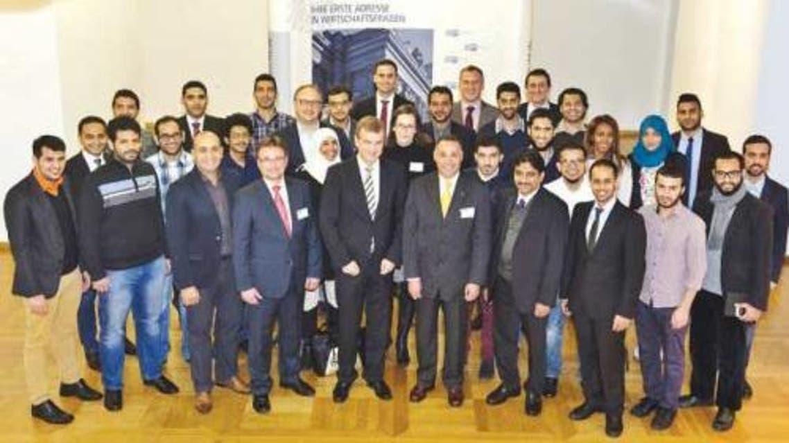 Saudis in Germany Saudi Gazette