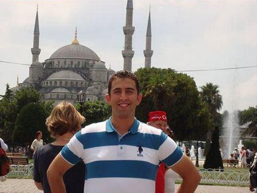 الطيار الاردني المحتجز لدى داعش معاذ يوسف الكساسبة