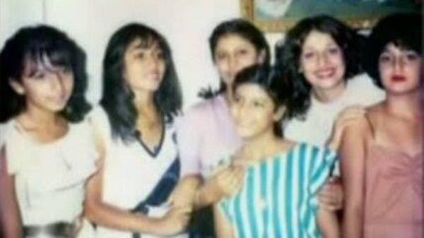نتيجة بحث الصور عن غادة عبدالرازق وهي طفلة