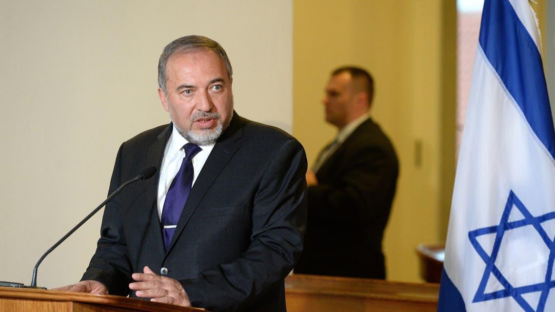 Lieberman AFP