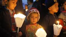 Christmas in the 'Caliphate:' Iraqi, Syrian Christians mark season