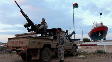 حرس المنشآت النفطية بليبيا يستعيد بلدة بن جواد من داعش