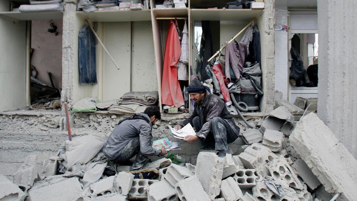الغوطة الشرقية - سوريا 3
