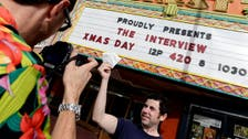 Unprecedented: Where to watch 'The Interview' online