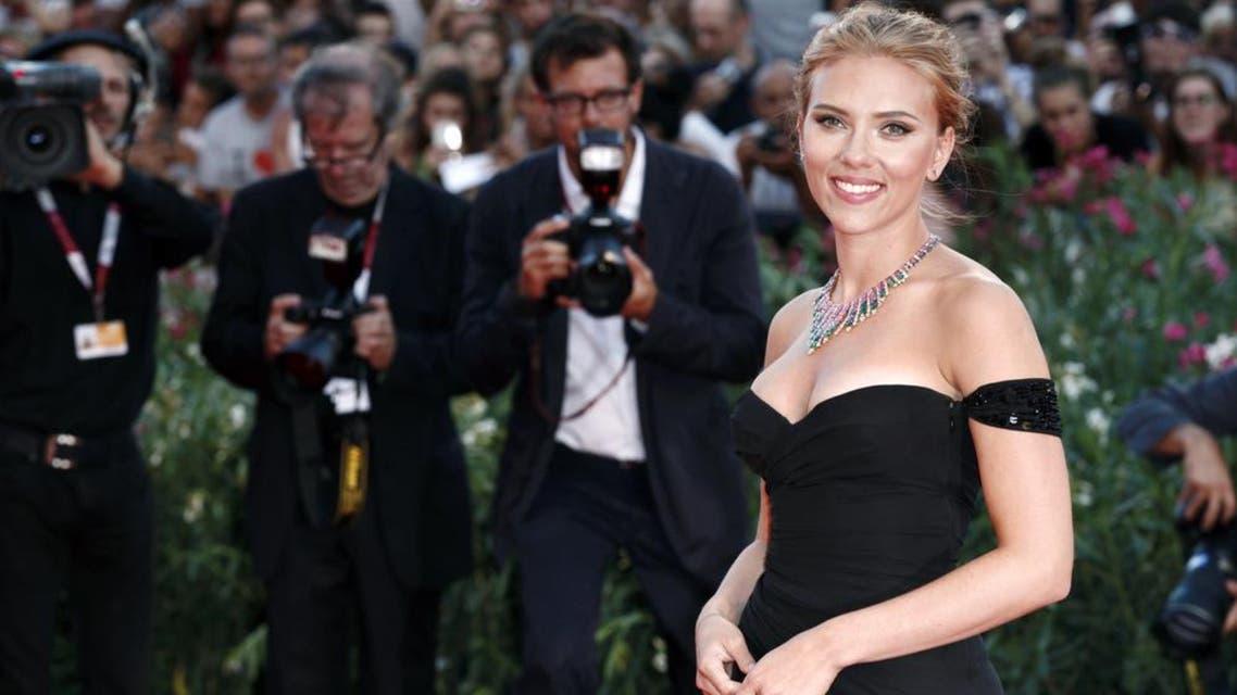 Scarlett Johansson shutterstock