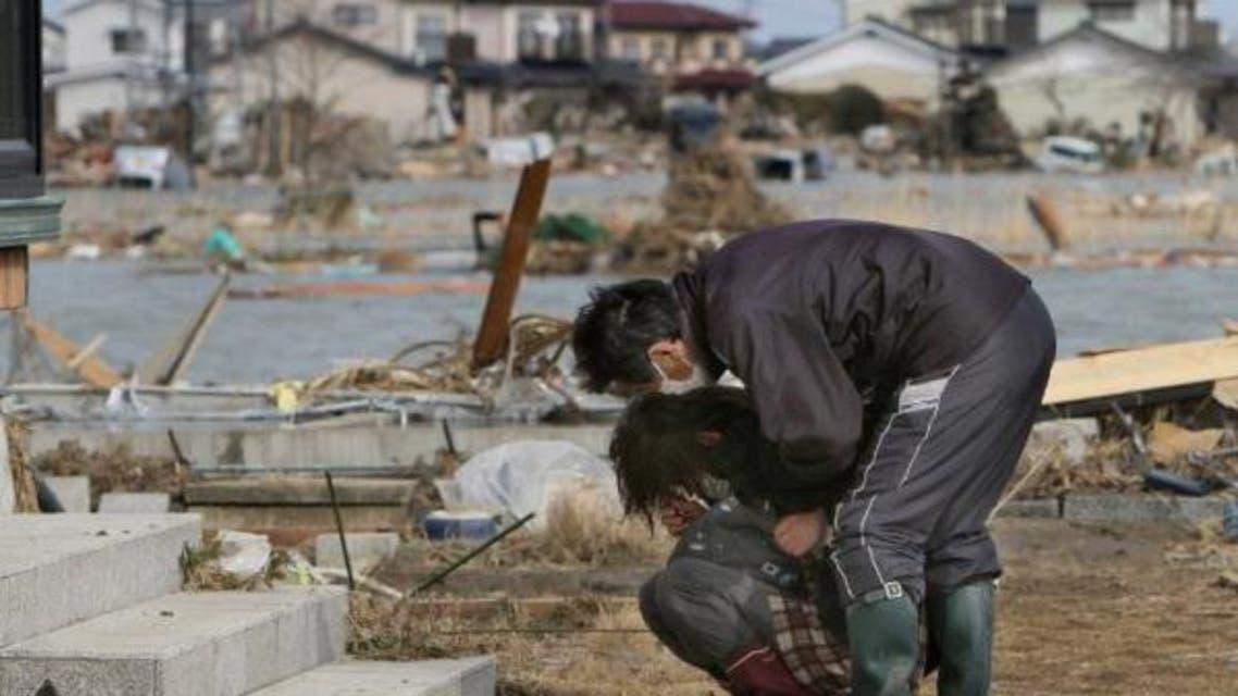 Tsunami AFP