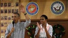 Obama on Christmas: 'World is better, safer'