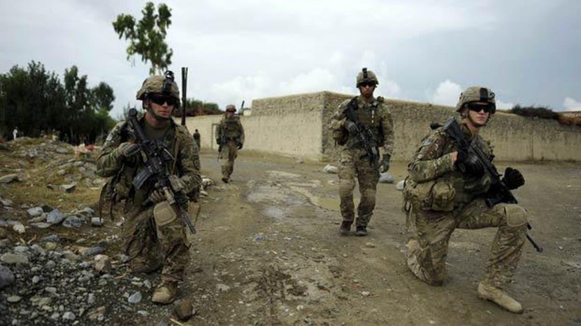 NATO afghanistan AFP