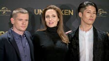 Jolie's 'Unbroken' sprints to front of Christmas Day box office