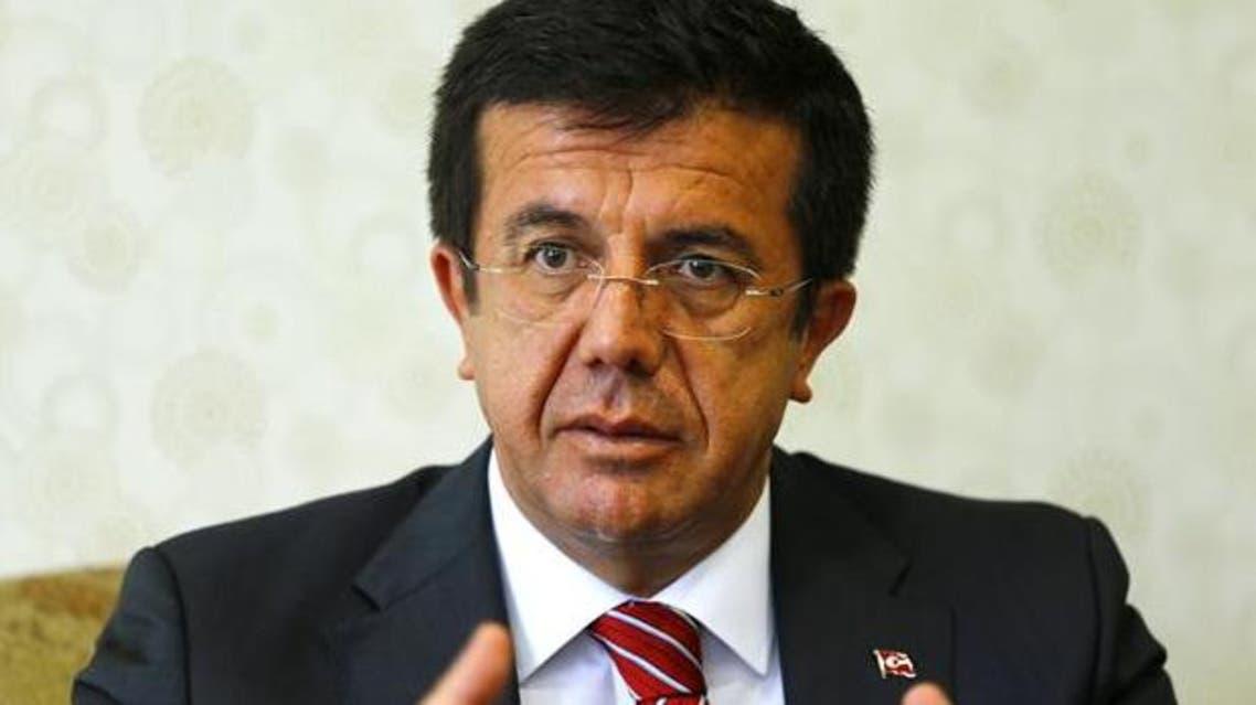 PicturedTurkish Economy Minister Nihat Zeybekci. (Reuters)