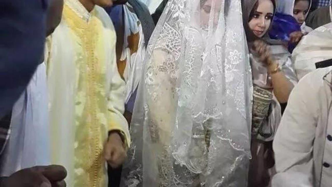 زفاف ابنة رئيس موريتانيا