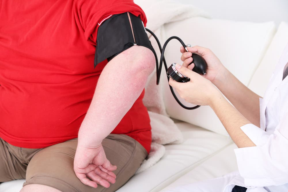 obesity doctor shutterstock