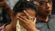 Restless night awaits relatives of passengers on missing AirAsia plane