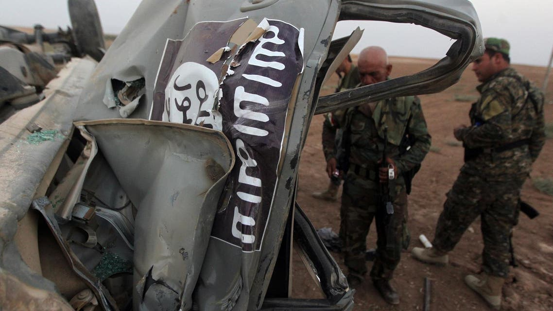 داعش قصف