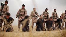داعش نے 2000 افراد موت کے گھاٹ اتار دیے