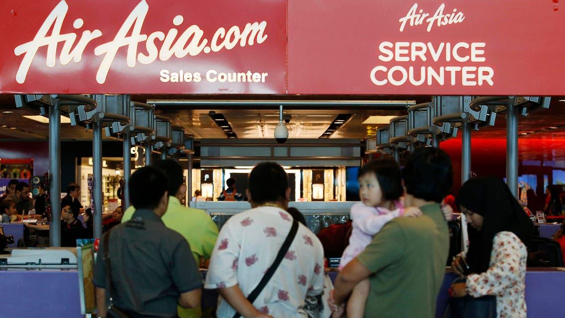 فقدان طائرة Asia Air