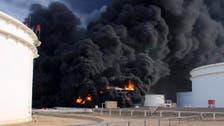 First air strikes hit Libya's militia-held Misrata