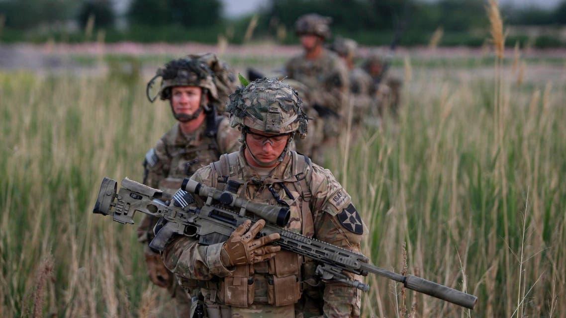 nato reuters soldiers u.s. soldiers