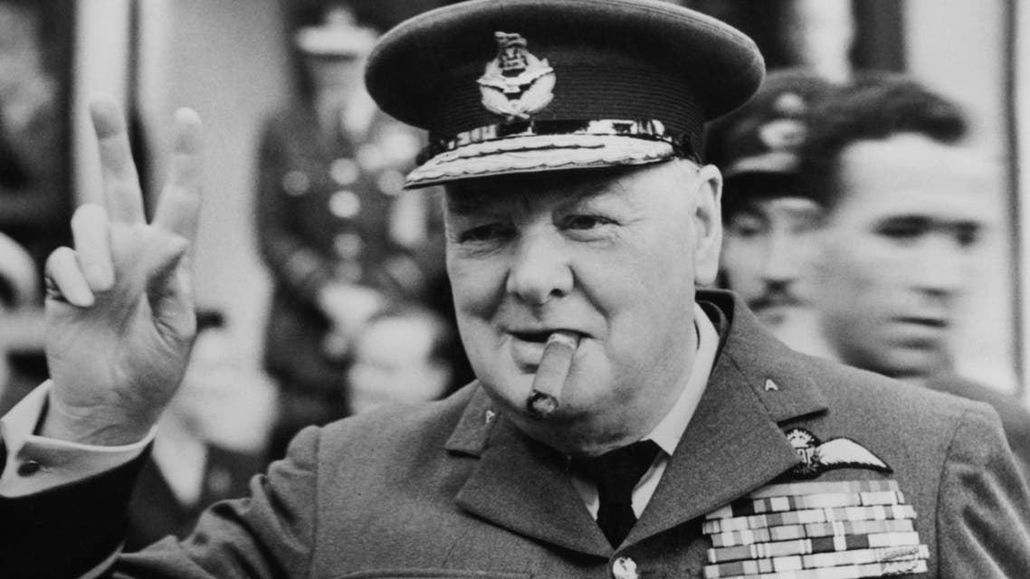 that gave Churchill his interest in Islam