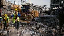Eight ministers arrive in Gaza to launch reconstruction