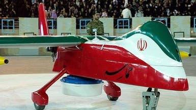 """إيران تختبر طائرة بدون طيار """"انتحارية"""""""