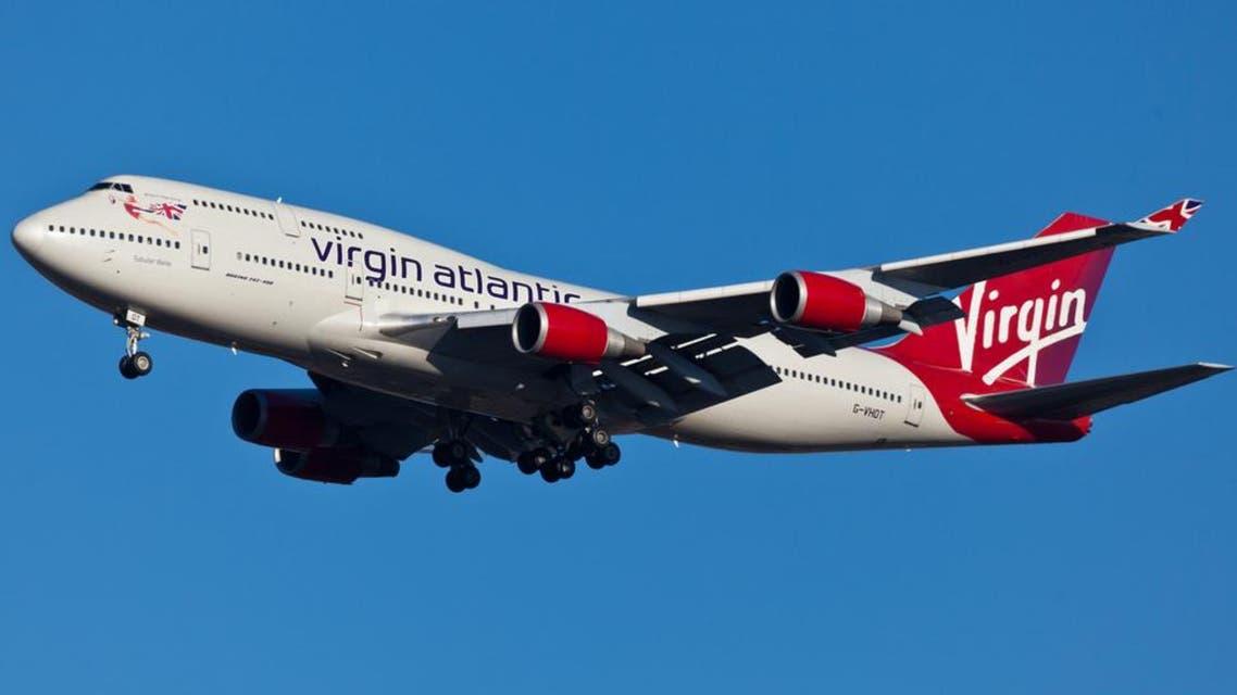 Virgin Atlantic (Shutterstock)