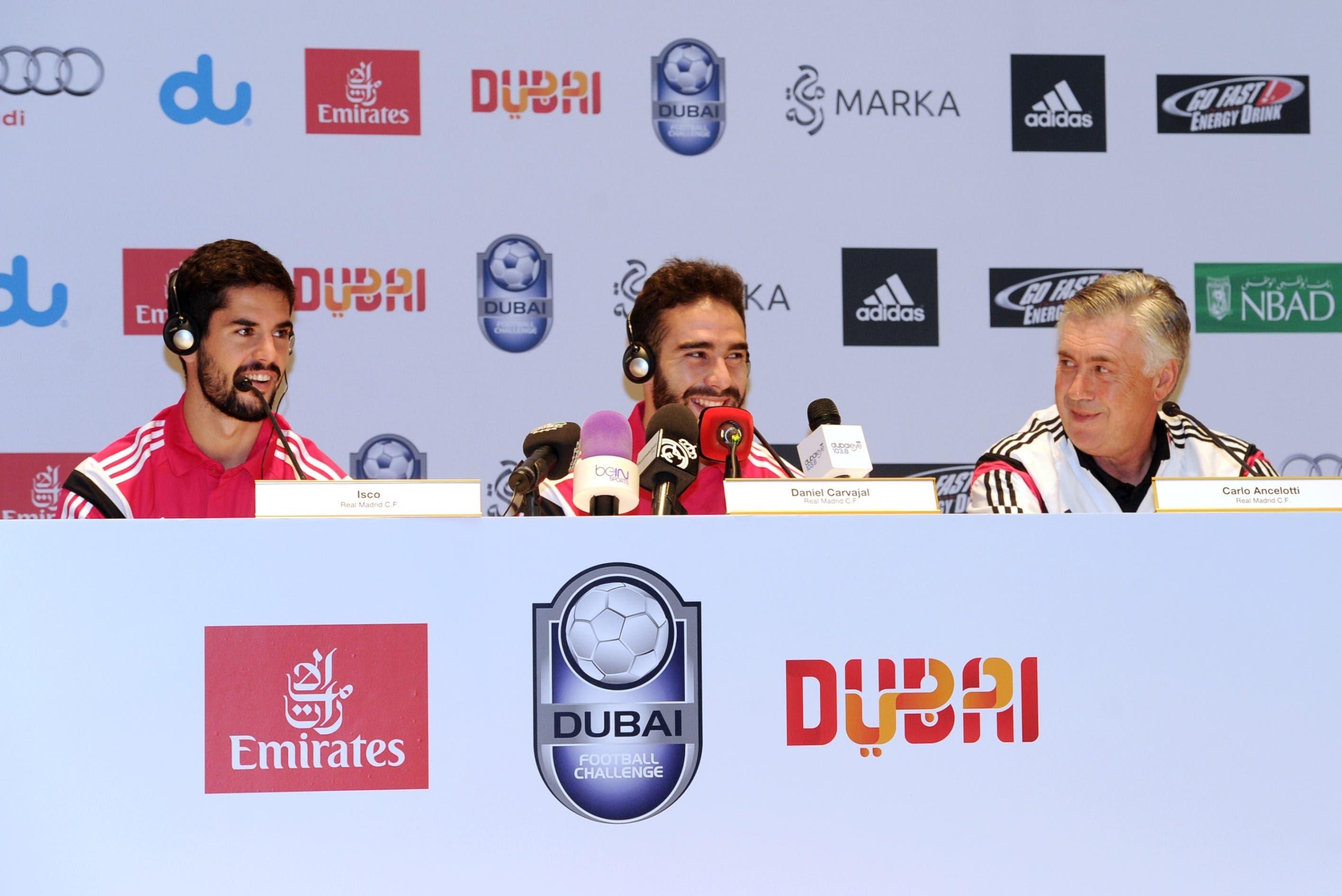 3 Press conference